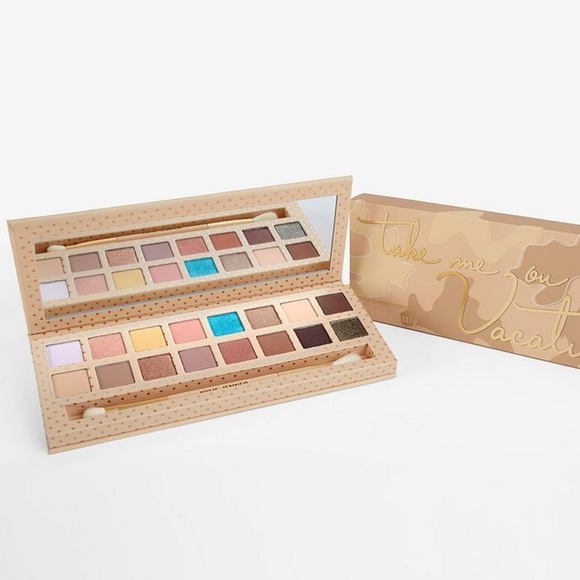 Kylie Cosmetics Other - KYLIE COSMETICS Take Me On Vacation Palette